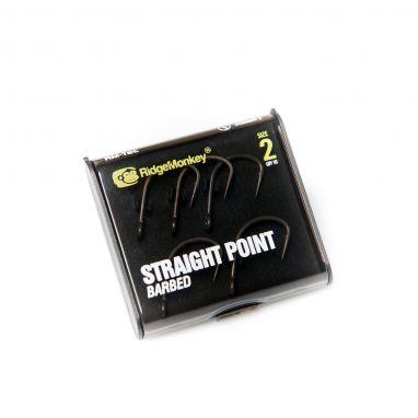 Ridgemonkey - RM-Tec Straight Point Hook