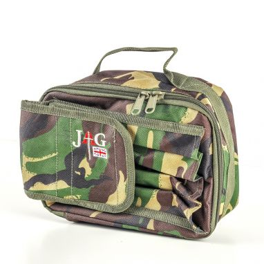 JAG - 2 Rod Camo Buzz Bar Bag