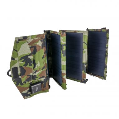 Cult Tackle - 40W Camo Solar Panel