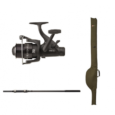 JRC - Defender Rod, Reel And Sleeve Combo