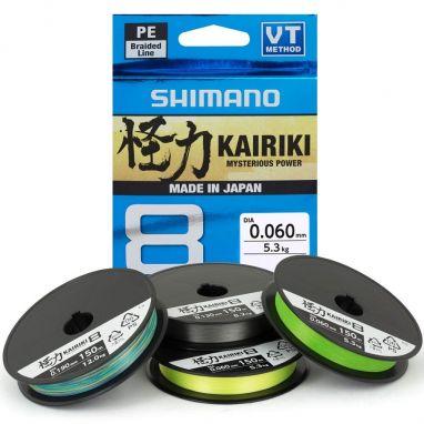 Shimano - Shimano Kairiki 8 300m Mantis Green