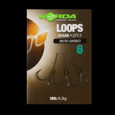 Korda - Krank Loop Ready Tied Rigs