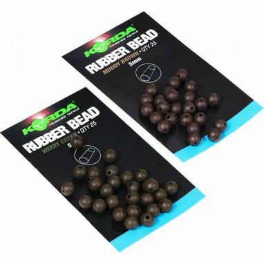 Korda - 5mm Rubber Beads