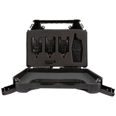 Korum - Kbi-Compact 3 Rod Remote Alarm Set