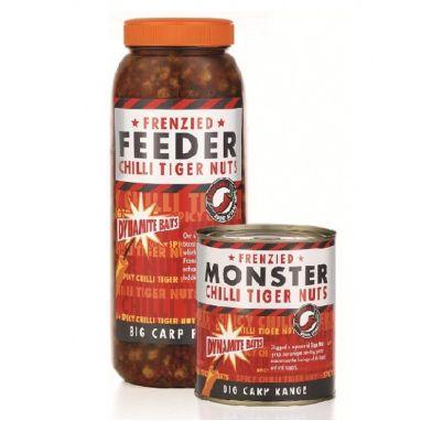 Dynamite Baits - Frenzied Chilli Tiger Nuts 2.5ltr Jar