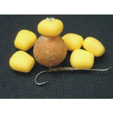 Enterprise Tackle - Pop Up Sweetcorn - Large - Yellow - Unflavoured