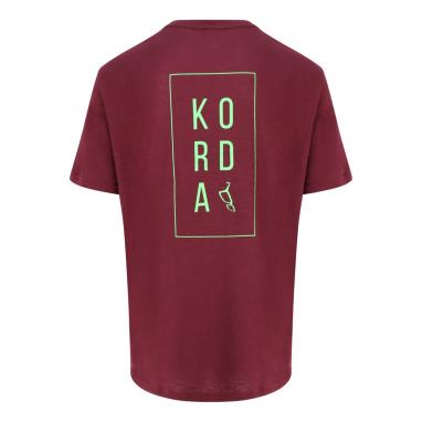 Korda - LE Loyal Tee Burgundy