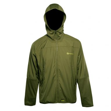 Ridgemonkey - Lightweight Zip Jacket Green