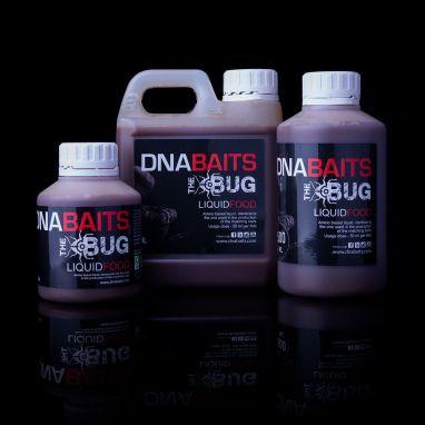 DNA Baits - Liquid Food 250ml - The Bug