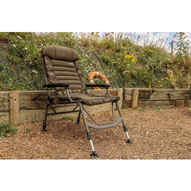 Fox - FX TT Camo Super Deluxe Recliner Chair