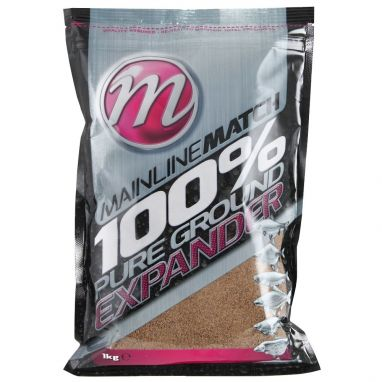 Mainline - Match Expander Mix - Pure Ground Expander Pellet - 1kg