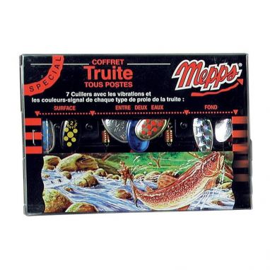 Mepps - Trout Lure Kit