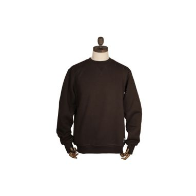 Thinking Anglers - Crew Neck Brown