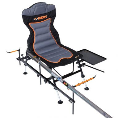 Middy - MX-100 Pole/Feeder Recliner Chair Full Package