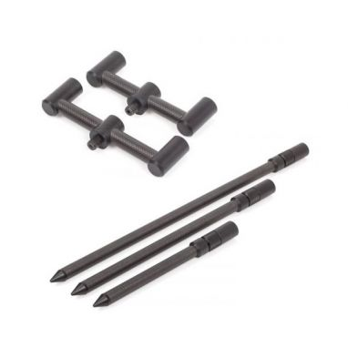 Nash - Scope Black OPS Carbon 2 Rod Narrow Buzzbars x2 and Banksticks x2