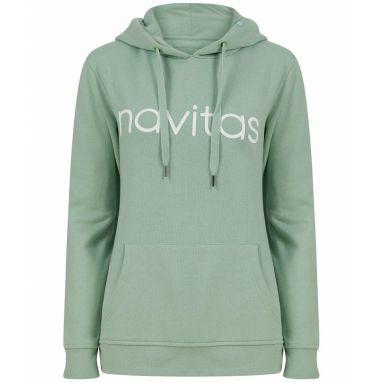Navitas - Womens Hoody - Light Green