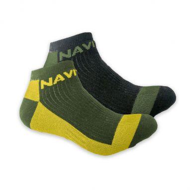 Navitas - Coolmax Ankle Sock Twin Pack