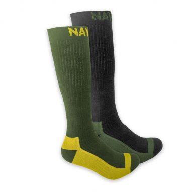 Navitas - Coolmax Boot Sock Twin Pack