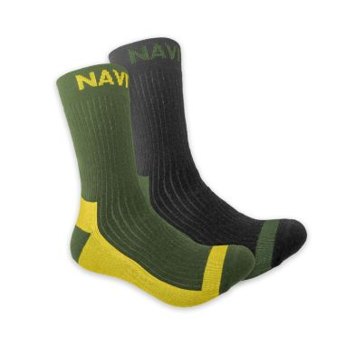 Navitas - Coolmax Crew Sock Twin Pack