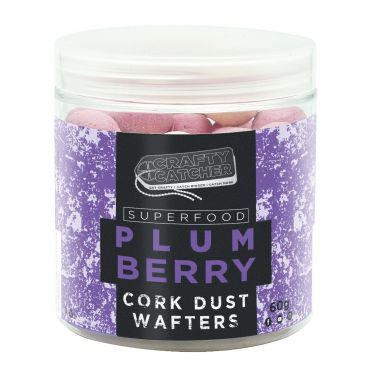 Crafty Catcher - Superfood Plumberry Washed-out Wafter - 100g