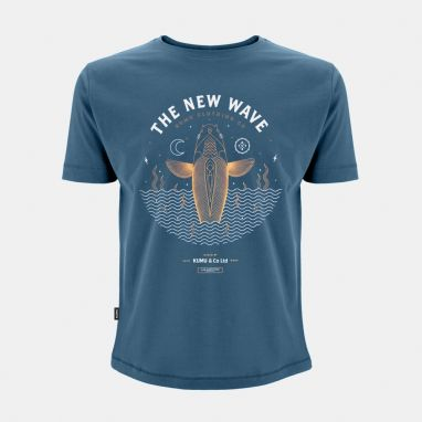 KUMU - T Shirt New Wave