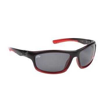 Fox Rage - Trans Red/Blk Sunglass Grey Lense