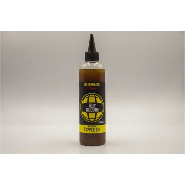 Nutrabaits - Nut Sludge - Topper Oil - 250ml