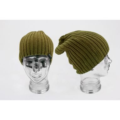 Sticky Baits - Knitted Beanie Olive