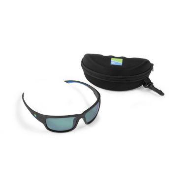 Preston - Polarised Sunglasses Green Lens