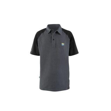 Preston - Grey Polo