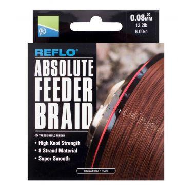Preston - Absolute Feeder Braid 150m