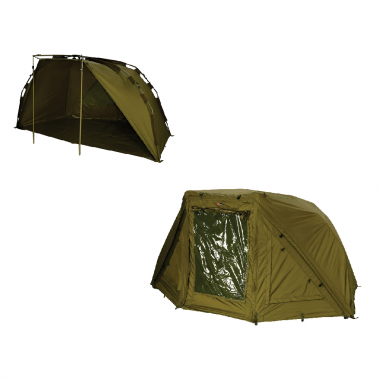JRC - Stealth Bloxx Shelter 2G + Overwrap