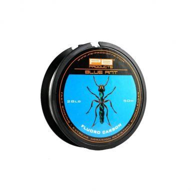 PB Products - Blue Ant 28lb Fluorocarbon 50m