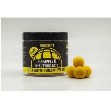 Nutrabaits - Pineapple & N-Butyric Pop Ups