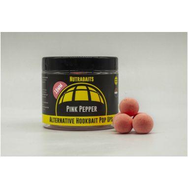 Nutrabaits - Pink Pepper Pop Ups