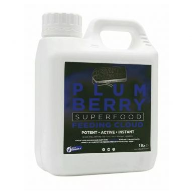 Crafty Catcher - Superfood Plumberry Cloud - 1L