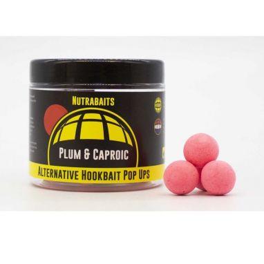 Nutrabaits - Plum & Caproic Pop Ups