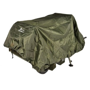 Prestige - Green Large Deluxe Barrow Cover Tidy and Bag