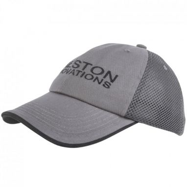 Preston - Grey Mesh Cap