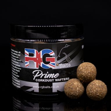 RG Baits - PRIME Corkdust Wafters