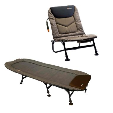 Prologic - Commander T-Lite Bed & Chair Combo
