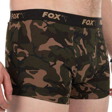 Fox - Camo Boxers x3