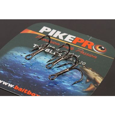 PikePro - Trebles Barbed X20