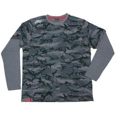 Fox - Rage - Camo Longsleeve T Shirt