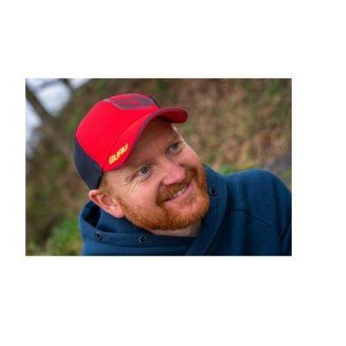 Guru - Red 3D Cap