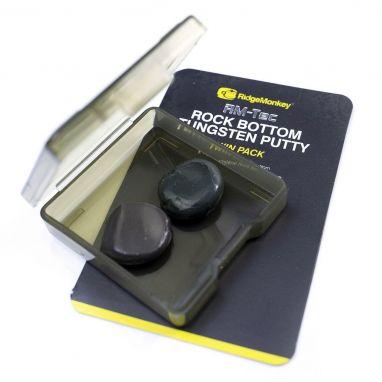 Ridgemonkey - Rock Bottom Tungsten Putty Camo Duo - Twin Pack