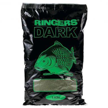Ringers - Dark Green Groundbait - 1kg