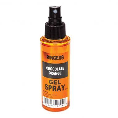 Ringers - Chocolate Orange Gel spray - 100ml
