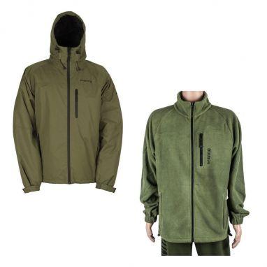 Navitas - Hooded Soft Shell 2.0 Jacket and Atlas Fleece