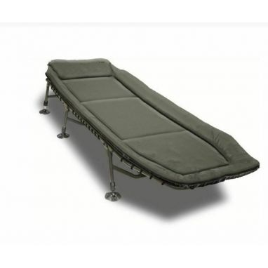 Solar Tackle - Undercover Green Bedchair